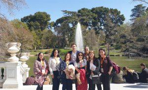 Representantes y especialistas de Argentina, Chile y Perú y equipos directivos de AERyOH y Ginso
