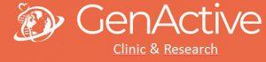 logo Genactive Clinic Research